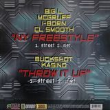 djstepone - NY Freestyle Cover Art