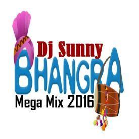 Bhangra Mixtape 2016 - DJ Sunny - Non Stop Bhangra 2016 -Punjabi Songs 2016