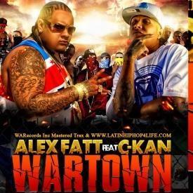 Alex Fatt ft C Kan WARTOWN prod by Trigger
