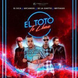 DjTempo - El Toto Te Llueve (By DjTempo) Cover Art
