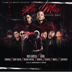 La Mia (Official Remix) (By DjTempo)