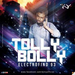 Dj TNY - TollyBolly Electrofind 93 - Dj TNY Cover Art