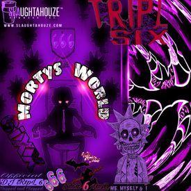 Glock 6ixx One Way (Triipped and Chopped By DJ tR1pL 6 & DJ Sizzurp) Mortys