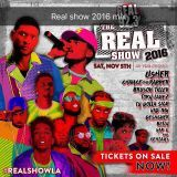 djvirgo23 - THEREALSHOWLA2016SHOWMIX Cover Art