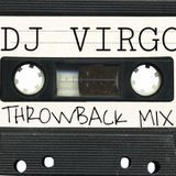 djvirgo23 - THROWBACK Cover Art
