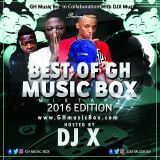 DjX-Muzik GH - BEST OF GH MUSIC BOX Cover Art