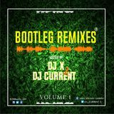 DjX-Muzik GH - BOOTLEG REMIXES VOL. 1 Cover Art