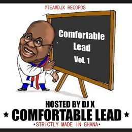 DjX-Muzik GH - Comfortable Lead Vol. 1 Cover Art