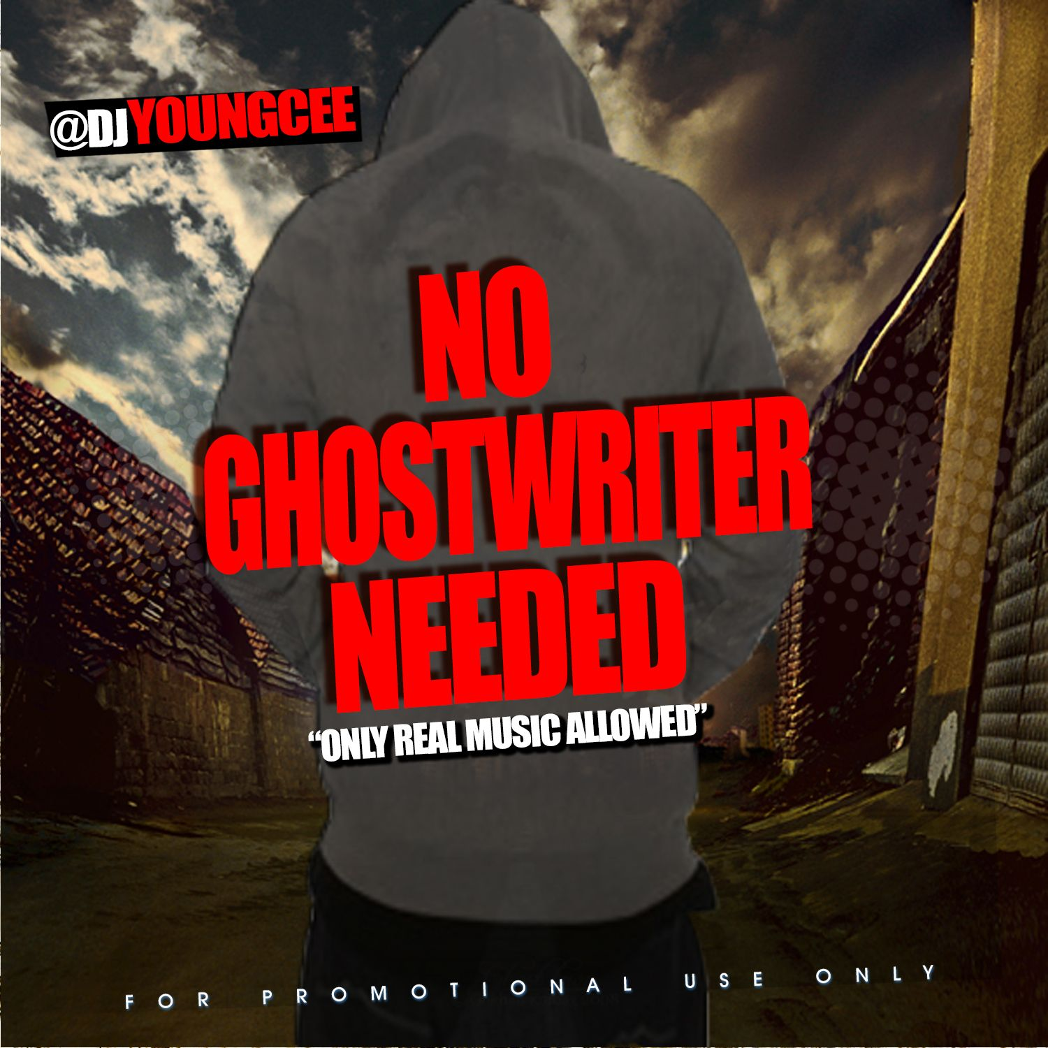 """how to become a ghostwriter for songs I am not and never will be a """"ghostwriter"""" for drake  but i could never take credit  for anything other than the few songs we worked on together."""