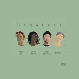 Diplo - Bankroll ft. Rich Chigga, Rich The Kid, & Young Thug (Audio)