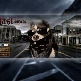 DMG Blast Beats - Lowrider Music - Banger West Coast Gangsta Beat With Piano Cover Art