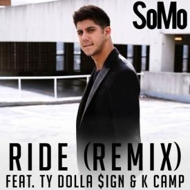 SoMo-Ride(Remix) ft Ty Dolla Sign & K. Camp via @doitforthegrind
