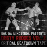 Doc Da Mindbenda - Dusty Rhodes Vol. 2 Cover Art