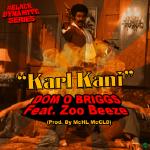 Dom O Briggs - Karl Kani Cover Art