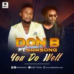 Don B - You Do Well Cover Art
