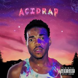DopeMusicBlog - Acid Rap Cover Art