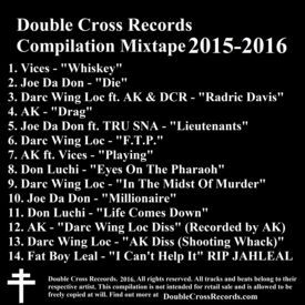 double cross records compilation mixtape 2015 2016