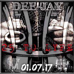 Dee-Jay - 25 To Lyfe Cover Art