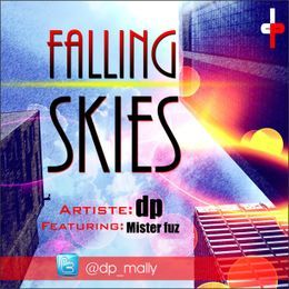 Mally - Falling Skies Cover Art