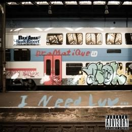 DraMatiQue - I Need Luv Cover Art