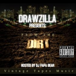 Drawzilla - From The Dirt  Cover Art