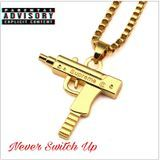 SavageDre - Never Switch Up Cover Art