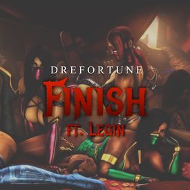 Finish ft. Legin (Prod. M.L.J. Tha Beatmaker)