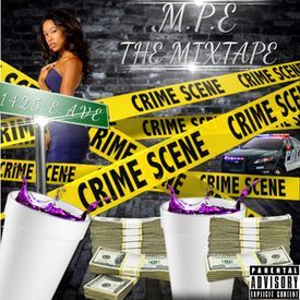 MPE Ft A'lon LAMONTI - Fcked  Up Off Dat Brown