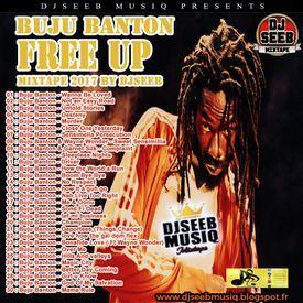 Buju Banton Free Up Selection (Reggae, Ragga & Dancehall Mixtape 2017)