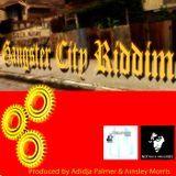 DreamS Promo - Gangster City Riddim - 2010 Cover Art