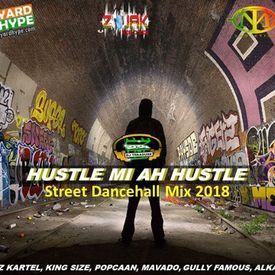 DJ Treasure Di Mixtape Boss - Hustle Mi Ah Hustle (Dancehall