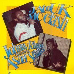 DreamS Promo - Johnny Ringo Meets Asher Senator - 1985-JA To UK MC Clash (Compilation) Cover Art