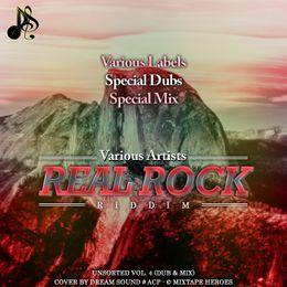 DreamS Promo - Real Rock Riddim - UNSORTED Vol. 4 (Mix & Dub) Cover Art