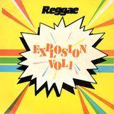 DreamS Promo - Reggae Explosion Volume 1 - Drifter Riddim - 1989 Cover Art