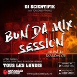 DREAMSOUND - 2017-02-20-Bun Da Mix Session - EP 1 (Dancehall Radio Show 2017) Cover Art