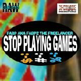 DREAMSOUND - Stop Playing Games Cover Art