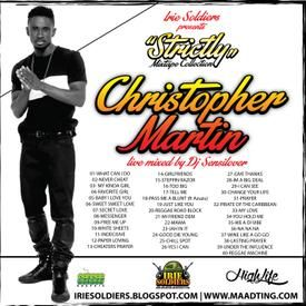 Strictly Christopher Martin