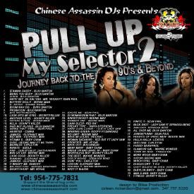 Pull Up My Selector 2 (Ragga & Dancehall Mixtape 2011)
