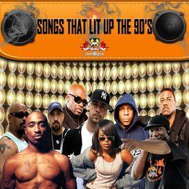 Song's That Lit Up The 90's (Rap, Hip-Hop Mixtape 2017)