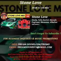 Stone Love - Stone Love Mix - Sizzla, Vybz Kartel, Mavado