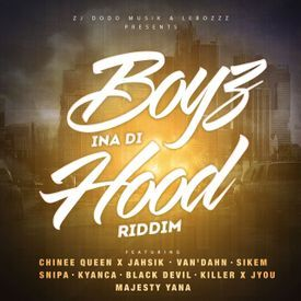 Black Devil - Lyrics [Boyz Ina Di Hood Riddim]