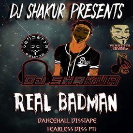 Real Badman (Fearless Diss Pt. 1) (Ragga, Dancehall Mixtape 2017)