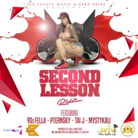 Second Lesson Riddim - 2017