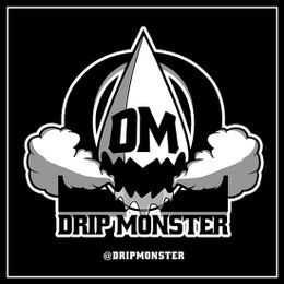 DRIPMONSTER - DRIPMONSTER Cover Art