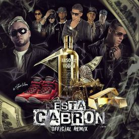 Esta Cabrón (Official Remix) (By JGalvez)