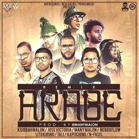 Árabe (Official Remix)