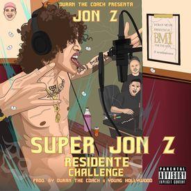 Super Jon Z (Residente Challenge) (By JGalvez)