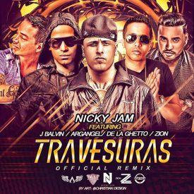 Travesuras (Official Remix)
