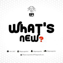 What's New (R&B, Hip-Hop, Afro & Dancehall Mixtape 2017