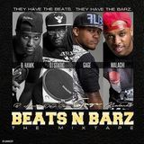 DTF Management / Entertainment - Beats and Bars  The Mixtape Cover Art